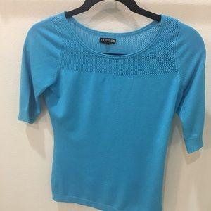 Express lightweight sweater
